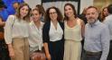 Myriem Bouazzaoui, Sophia De Faucamberge, Meriem Naji, Nadia Amor et Charles Tohme