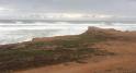 La mer déchaînée sur le littoral de Rabat5