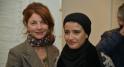 Amina Benbouchta et Safaa Erruas