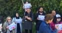 Assassinat de deux touristes scandinaves sit-in de solidarité4