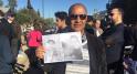 Assassinat de deux touristes scandinaves sit-in de solidarité5