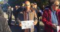 Assassinat de deux touristes scandinaves sit-in de solidarité6