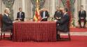 Mohammed VI et princes Moulay El Hassan et Lalla Khadija6