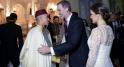 Mohammed VI et princes Moulay El Hassan et Lalla Khadija9