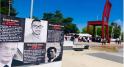 Affiche dénonçant les disparitions à Tindouf