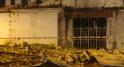 Tanger: effondrement de la façade du plus ancien hôtel