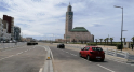 La trémie de la mosquée Hassan II partiellement ouverte à la circulation