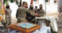 L'armée de terre US fête son anniversaire à Agadir