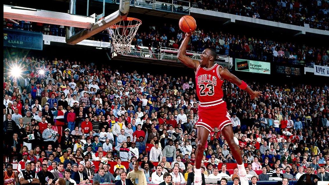 taille 40 99a04 7a0d6 Michael Jordan meilleur joueur de tous les temps
