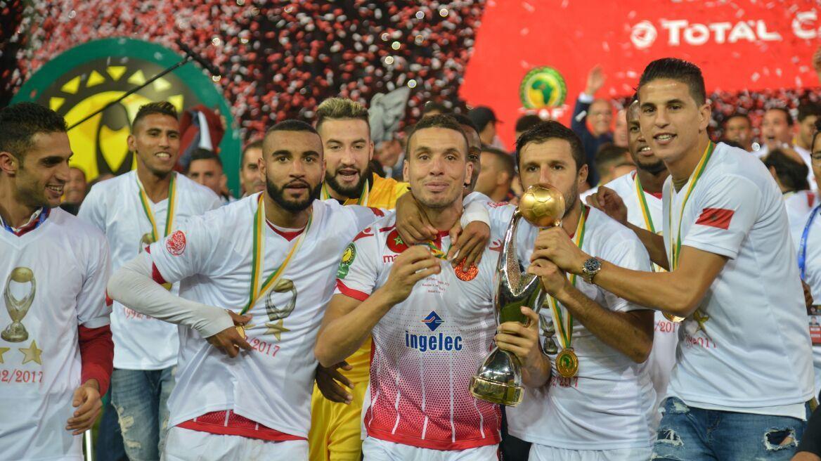 Supercoupe d afrique all chante prime pour le vainqueur - Vainqueur coupe d afrique ...