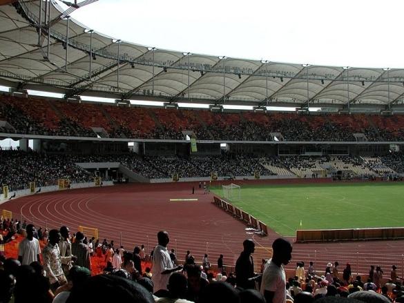 Abuja Stadium Nigéria
