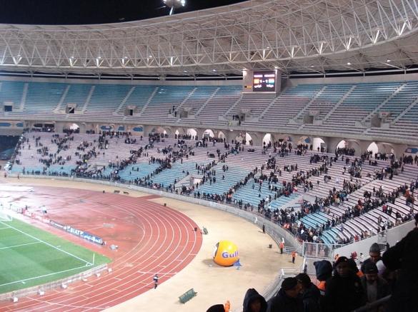 tade Olympique de Radès (Tunisie)