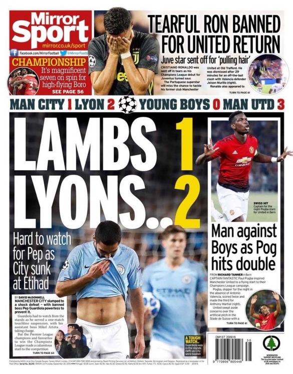 Mirror Sports