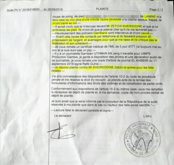 Document Zetchi