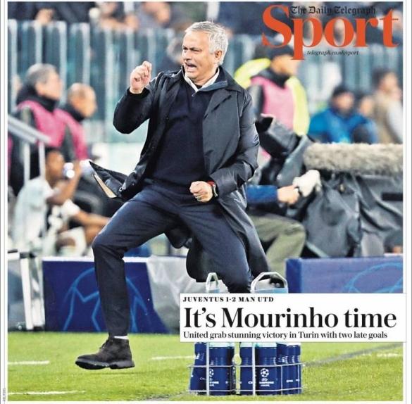 Mourinho time