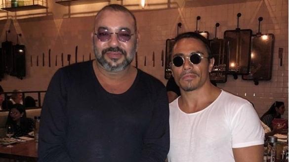 Mohammed VI et Salte Bae