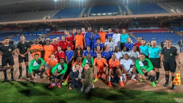 match gala marrakech