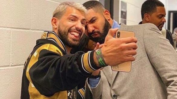 Aguero et Drake