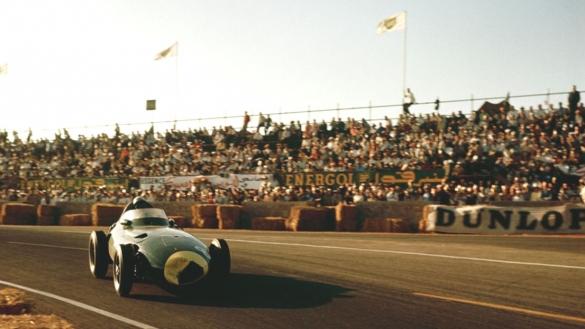 GP F1 MAroc 1958