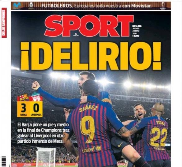 Sport Messi