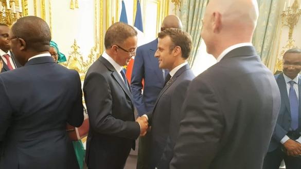 Lekjaa et Macron 3