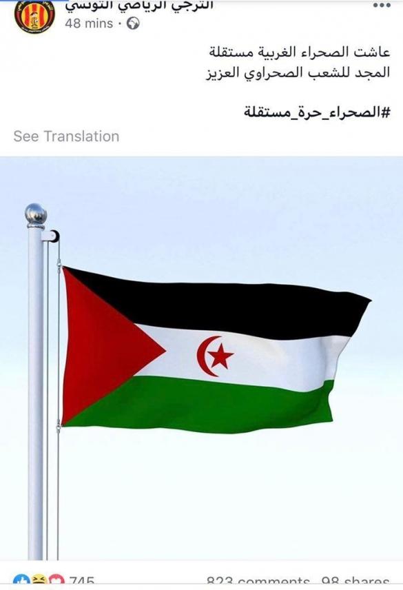 EST et Polisario