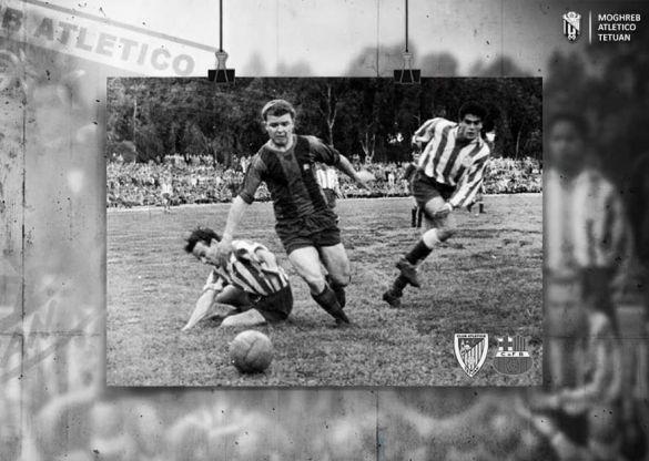 MAT-Barça en 1951