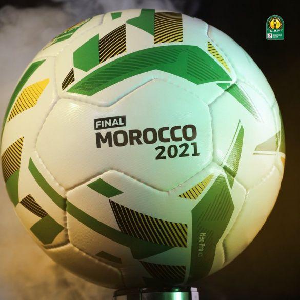 Le ballon de la finale de Ligue des Champions 2021