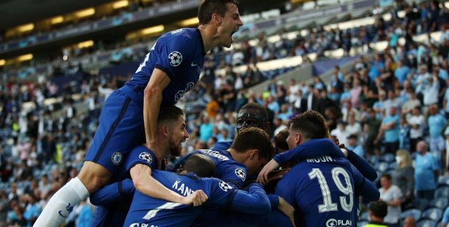Video.  Chelsea and Ziyech rise to the roof of Europe
