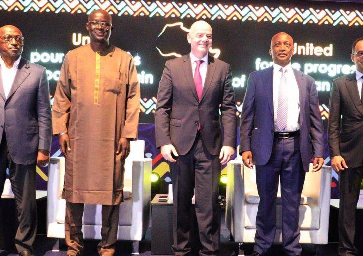 Élection à la CAF: le nouveau président connu (officiel)