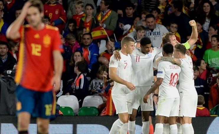 Espagne Angleterre