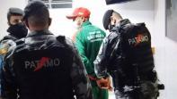 بالفيديو. إعتقال لاعب برازيلي بعد اعتدائه على الحكم